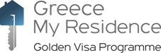 greece my residence logo