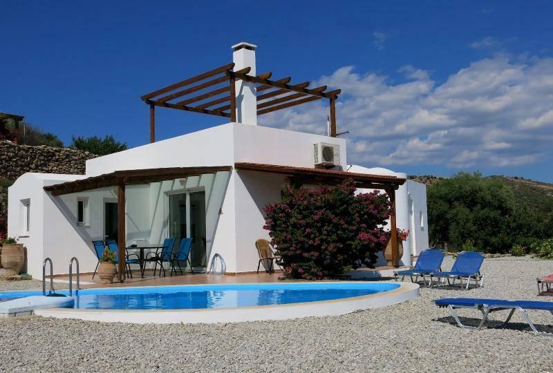 Crete Modern House For Sale Villas In P1